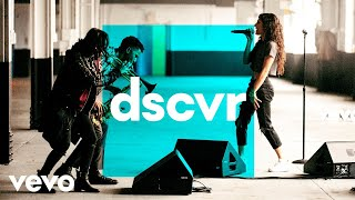 "ABIR - 「Vevo dscvr」が""Playground""のライブ映像を公開 thm Music info Clip"