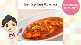 Dapur Umami - Arsik Ikan Mas AJI-NO-MOTO
