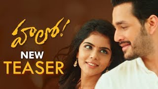 Hello Movie New Teaser | Akhil Akkineni, Kalyani Nagarjuna |