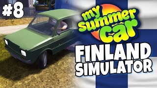 My Summer Car - Finland Simulator #8 - Deadly Accident