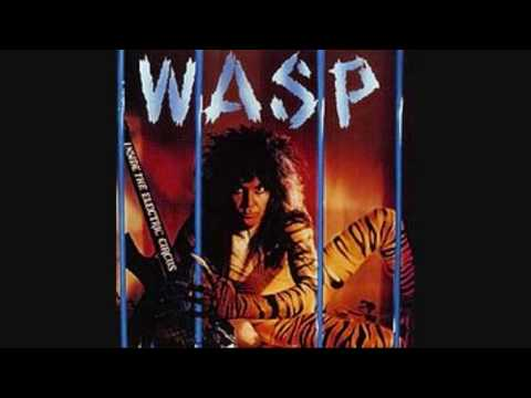 Wasp - Flesh & Fire