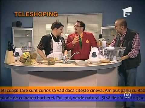 In Puii Mei - 23 Octombrie 2011 - Fernando prezinta Teleshopping