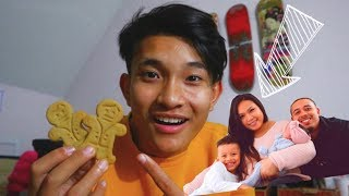 CREATING THE MIGHTYFAMILY WITH GINGER BREAD!?! (FUNNY)