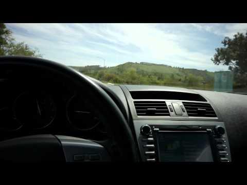 2010 Mazda6 2.5L Custom Exhaust and Short Ram Air Intake