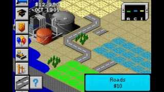 Sim City 2000 (Game Boy Advance) with commentary