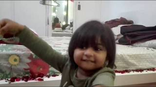 Cute Funny Kid Playing with Mom's Jewelry | You'll Fall in This Cutie's Love