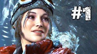 ► Rise of the Tomb Raider - Tajomstvo nesmrteľnosti   #1   PC SK/CZ Gameplay / Lets Play   1080p