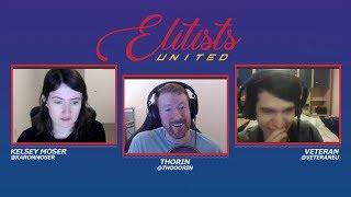 Elitists United Episode 13: Never Bet on iG (feat. Kelsey Moser)