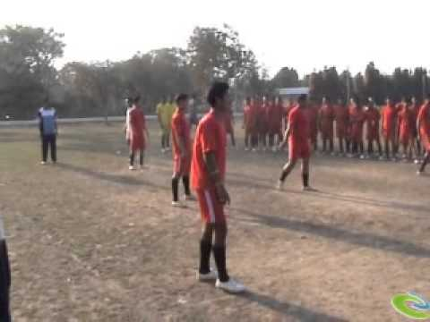 Boko Private Security Training Centre, Assam- Volleyball Match
