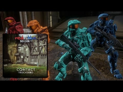 Contact - Rvb Season 11 Theme (by Trocadero) video
