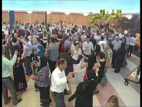 حفله احمد غانم الأسدي ج2