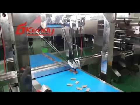 Parallel Robot ( Delta Pick & Place Robot )