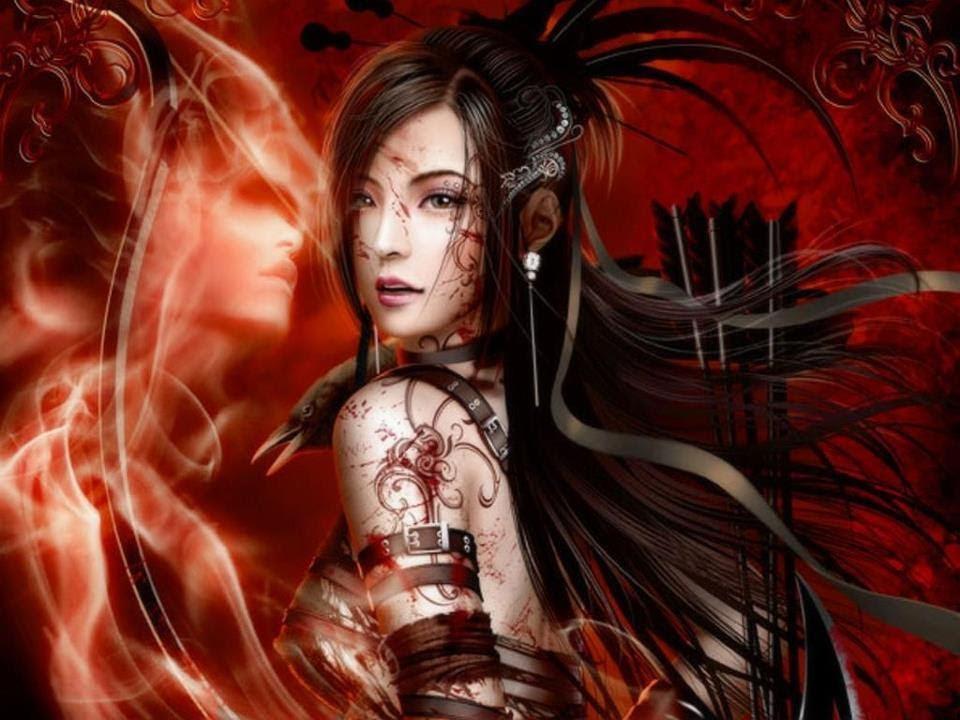 Guerreras lindas im genes de fantas a y mas para - Fantasy female warrior artwork ...