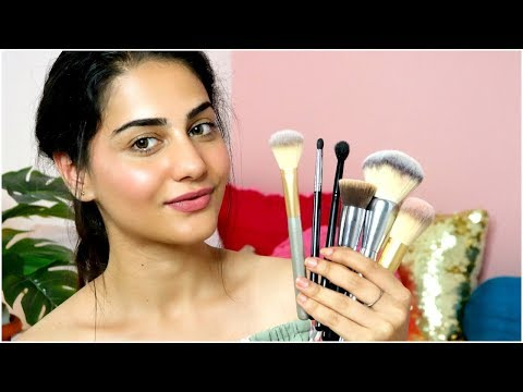 TOP 5 MAKEUP BRUSHES FOR BEGINNERS | BEST WEBSITES | SIMMY GORAYA