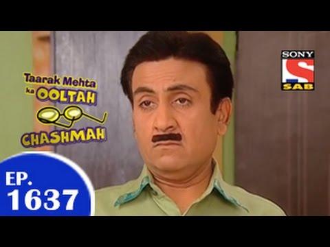 Taarak Mehta Ka Ooltah Chashmah - तारक मेहता - Episode 1637 - 26th March 2015 video