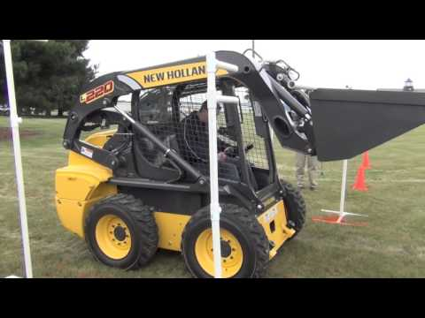 New Holland Construction - Media Competition