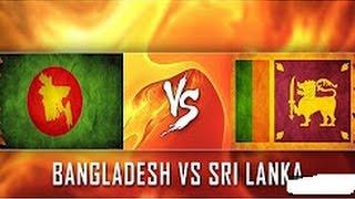 Bangladesh U19 VS Sri Lanka Semi-Final MATCH TREAD Live Stream | Scorecard Streaming | Dec 19, 2016