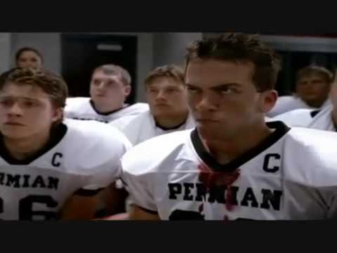 Football Pre-Game, Pep Talk Speech Quotes (Movie & Film)