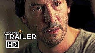 REPLICAS Official Trailer (2018) Keanu Reaves Sci-Fi Movie HD