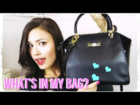What's In My Bag ft. Ted Baker
