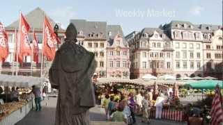 Welcome to Mainz