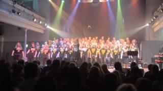 Download Madcon 'Beggin' cover by Edinburgh's Got Soul Choir - Dec 2014 Mp3/Mp4