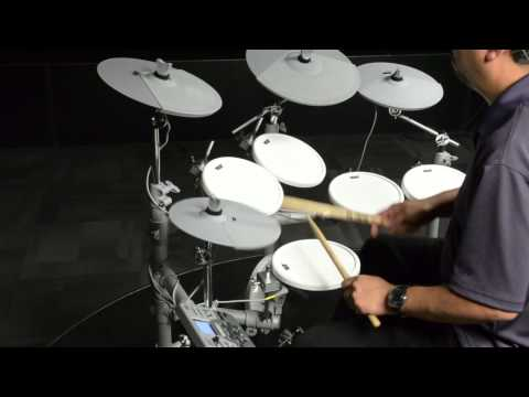 KAT Percussion - KT2 Digital Drum Set