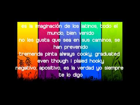 Pitbull - Sube Las Manos Pa' Arriba (lyrics On Screen) Hd New Song 2012 video