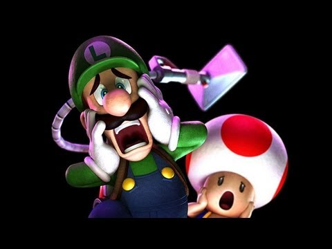 Luigi's Mansion 2 - Test / Review zum 3DS Geisterspiel