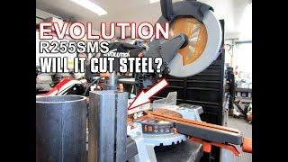 TOOL REVIEW -  R255SMS Multi-Material Cutting 10 In. TCT Sliding Miter Saw