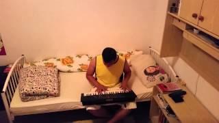 Tujhe Dekha To Ye Jana Sanam On Keyboard By KAD!!!