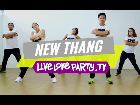 New Thang   Zumba®   Dance Fitness   Live Love Party