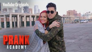 EPIC CAR CRASH PRANK!!! | Prank Academy | Episode 10
