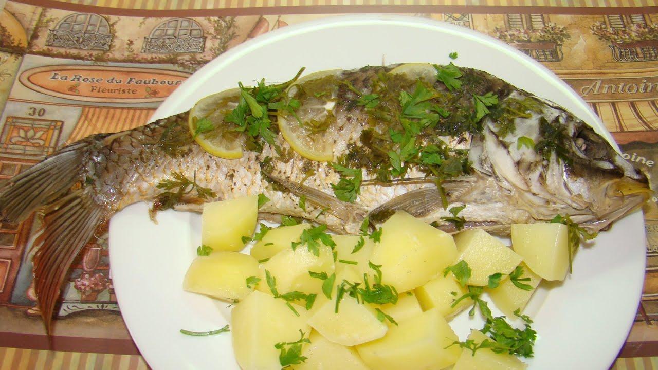 Рыба в мультиварке на пару рецепты пошагово в