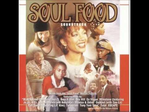 Monica & Usher - Slow Jam (Soul Food Soundtrack) Music Videos