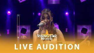 Ghea Indrawari Lush Life  Live Audition 1  Rising Star Indonesia 2016