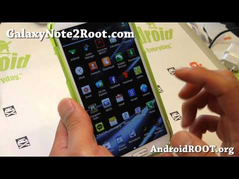 Jedi X ROM for Rooted Verizon Galaxy Note 2 SCH-i605! [Best ROM]