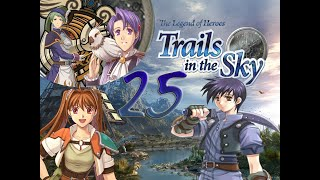 The Legend of Heroes Trails in the Sky - Trouble in Grancel