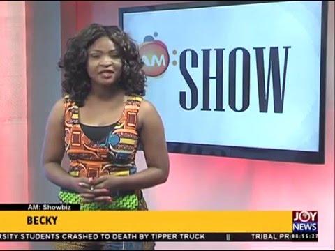 Reggie and Bollie arrive in Ghana - AM Showbiz on Joy News (27-4-16)