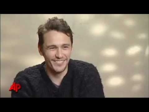 Interview  with James Franco: NYU professor got fired for giving you a D?