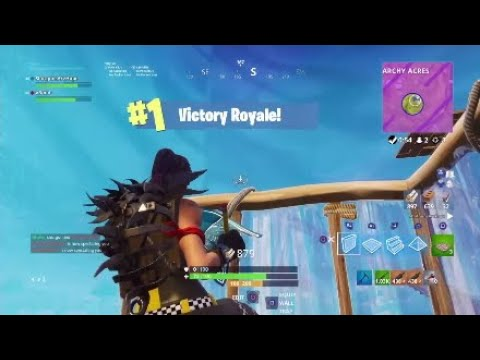 17K Game Intense Ending Play On 10x 10y sense (Fortnite BR Gameplay)