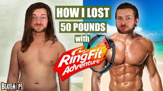 Get SHREDDED with Ring Fit Adventure on Nintendo Switch!