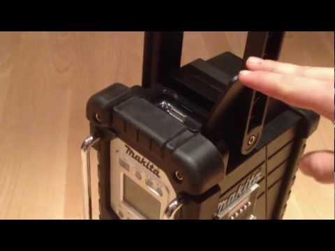makita lxrm03 radio how to save money and do it yourself. Black Bedroom Furniture Sets. Home Design Ideas