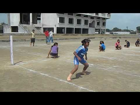 Aastha Borse - Kho Kho inter school Saturday, ‎September ‎15, ‎2012, ‏‎2:28:38 PM