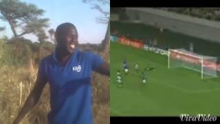 Les marabouts le jour du match France/Senegal