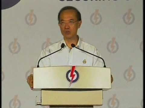 PAP's George Yeo at Aljunied GRC rally, May 5 (Part 1)