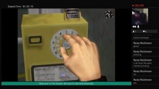 Shenmue Remaster Livestream Part 11