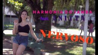HARMONIA DO SAMBA feat. ANITTA - Tic nervoso (coreografia)