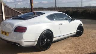 2015 BENTLEY CONTINENTAL 6.0 GT SPEED FOR SALE | CAR REVIEW VLOG