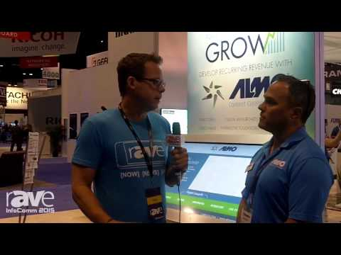 InfoComm 2015: Gary Kayye Speaks With John Riley, VP of Sales for Almo Pro AV